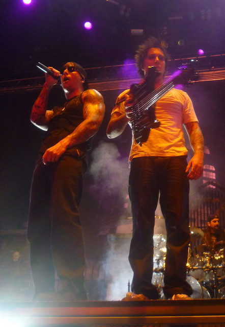 M Shadows Synyster Gates Flickr Photo SharingM Shadows And Synyster Gates