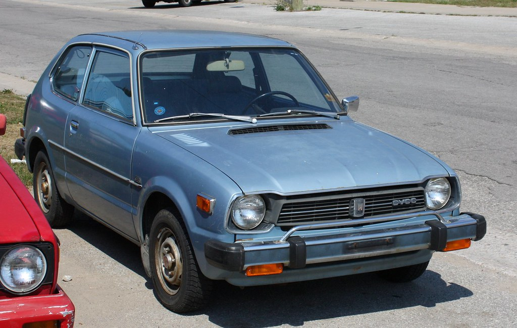 1978 honda civic cvcc 2 door hatchback richard for 1978 honda civic