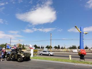 Car Wash Veterans Day  Modesto