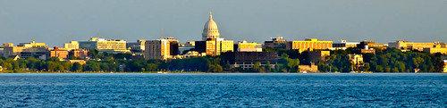 Madison Skyline | by SteveWetzel