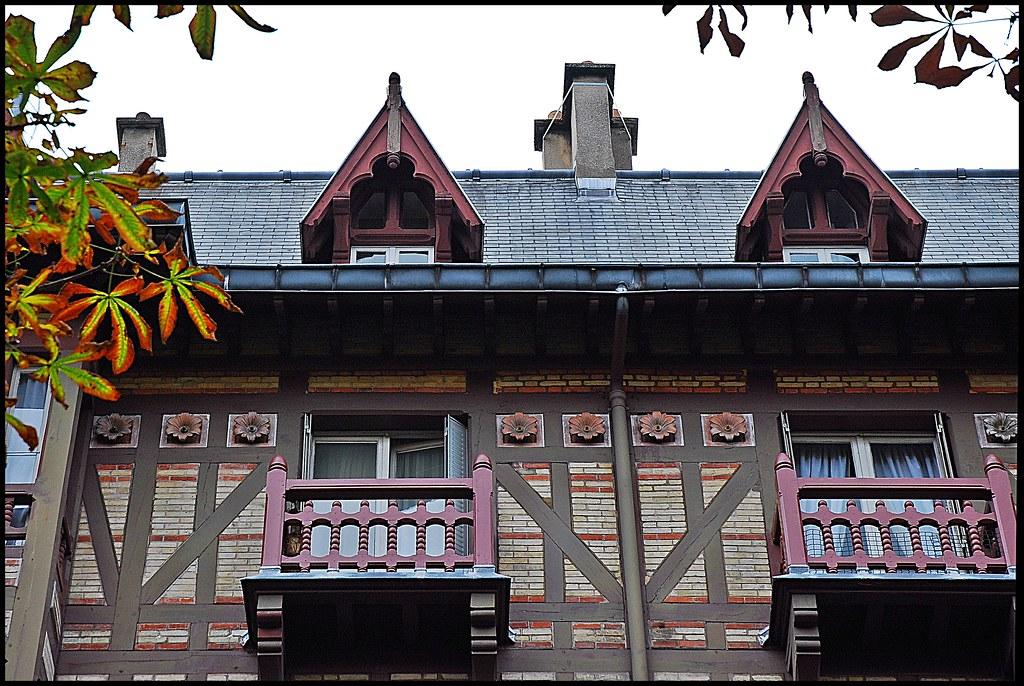 16 6 septembre 2010 paris 27 avenue georges mandel flickr - Avenue georges mandel ...