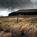 Ominous barn