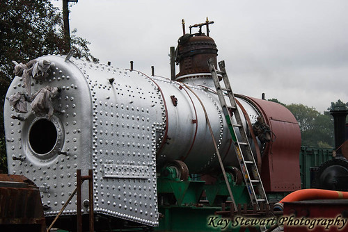 Rolvenden Locomotive Restoration Sheds | by Kay Stewart Photography