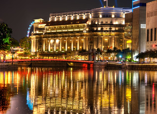 The Fullerton Hotel | by Sprengben