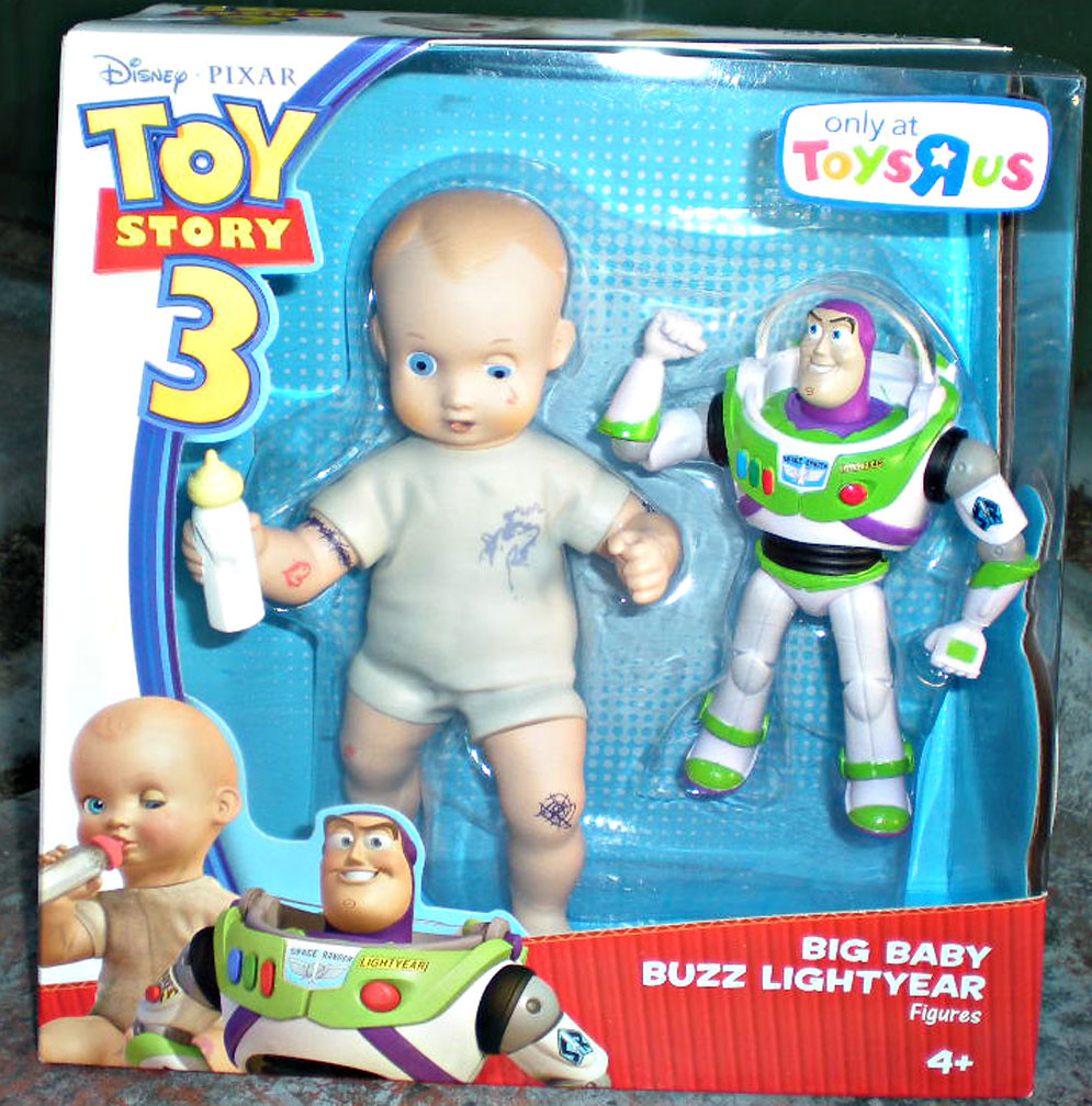 Mattel Toy Story 3 Basic Action Figure Toys R Us Ex Flickr