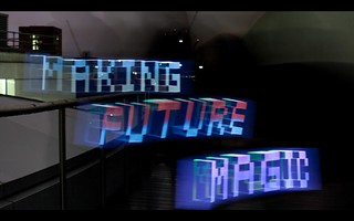 MAKING FUTURE MAGIC | by pheezy