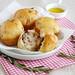 Olive and rosemary breads / Pãezinhos de azeitona e alecrim