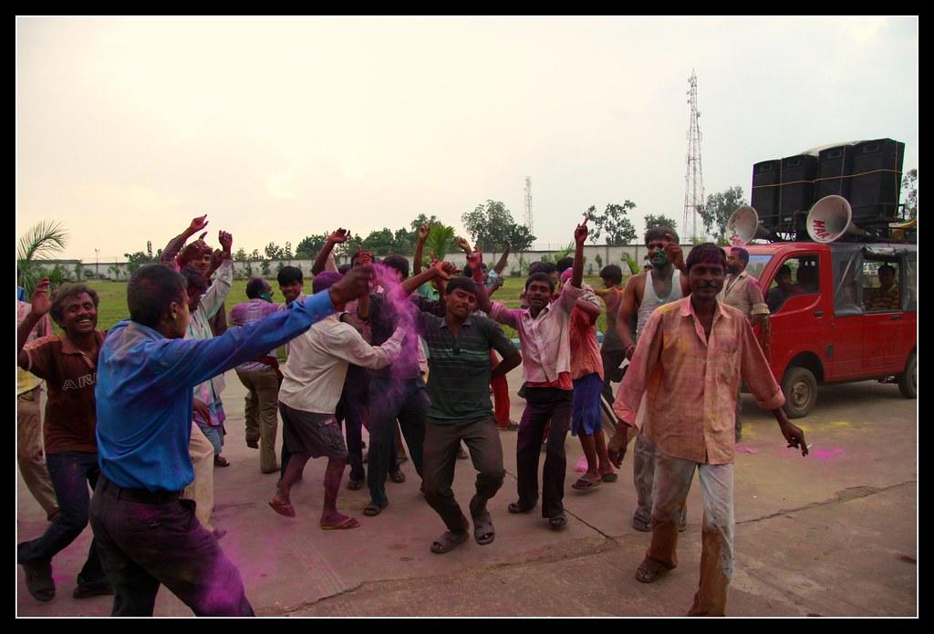 Vishwakarma Puja in 2010 Vishwakarma Puja Day 3 Colors