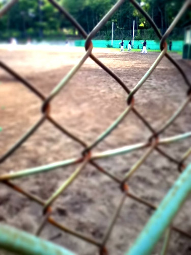 Baseball field | by torugatoru