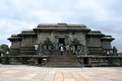 Front View of Chennakesava Temple | by Senthil Prabu.S