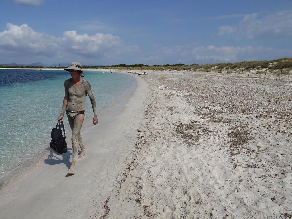 The Baths Beach What Island