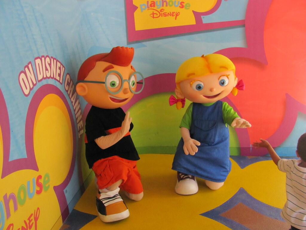 Uncategorized Little Einsteins Playhouse Disney leo and annie from little einsteins at playhouse disney flickr