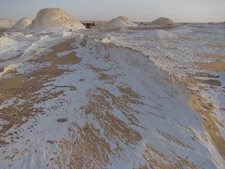 Crestas eólicas - White Desert (Egipto) - 05