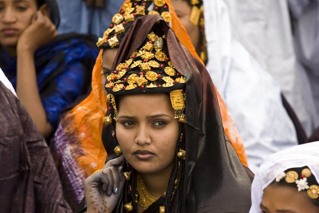 mauritanian men