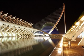 City of Arts and Sciences, Valencia, Spain | by acidka