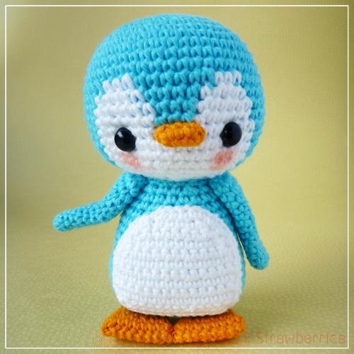 Amigurumi Patterns Penguin : Flickr