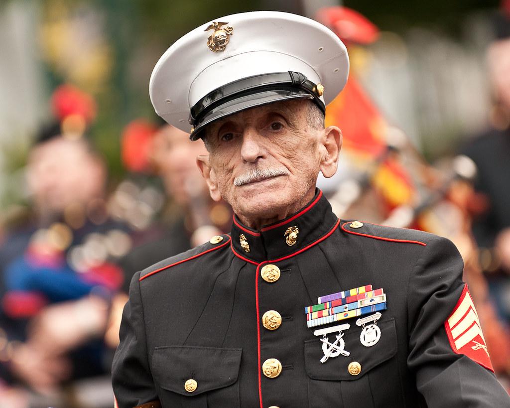 John Basilone (USMC) Parade - Raritan, New Jersey ...