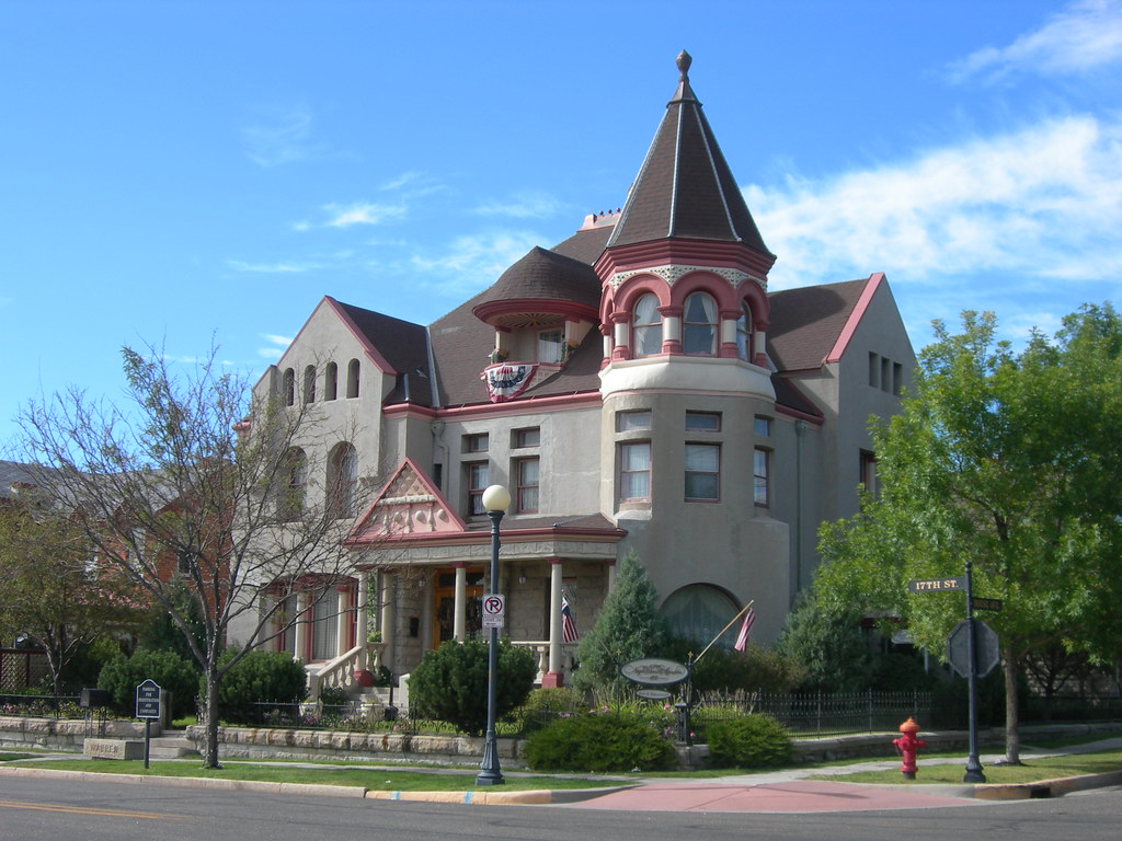 Cheyenne historic home cheyenne wyoming jimmy emerson for Cheyenne houses