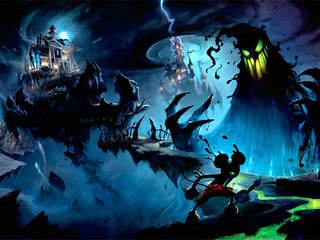 Epic Mickey | by Camila's Wonderland