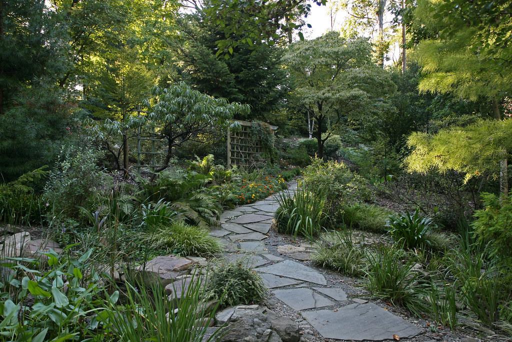 Susie Harwood Garden, UNC Charlotte Botanical Gardens | Flickr