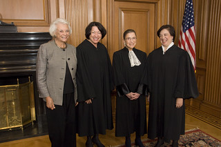 Four female Justices | by Talk Radio News Service