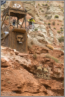 Oakley Drop At 2010 Red Bull Rampage | by Photo-John