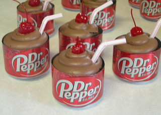 dr pepper cupcakes | by Sweeten Your Day