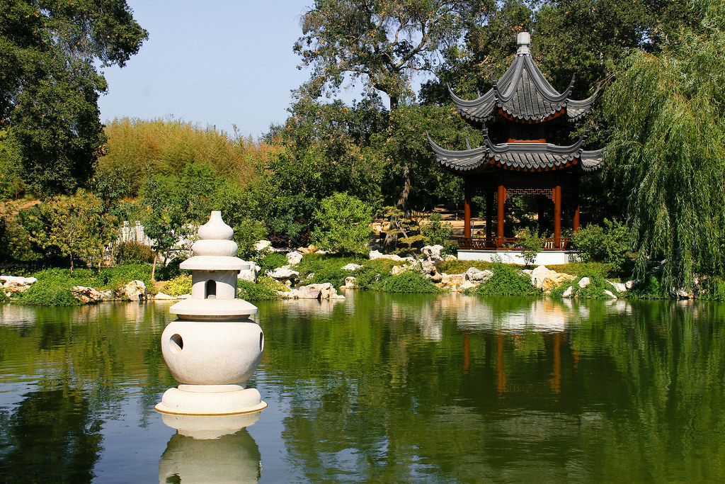 ... Chinese Garden At The Huntington | By Randy Son Of Robert
