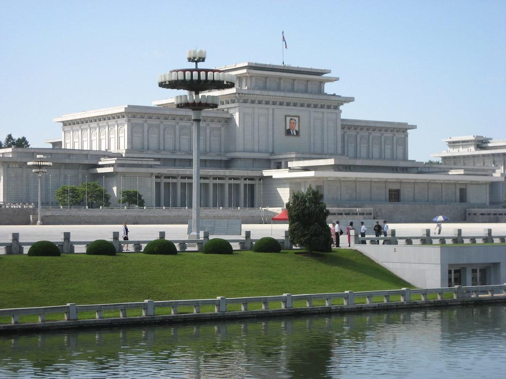 Palacio-del-sol-de-Kumsusan