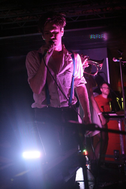 Nate Ruess, fun. | Flickr - Photo Sharing!