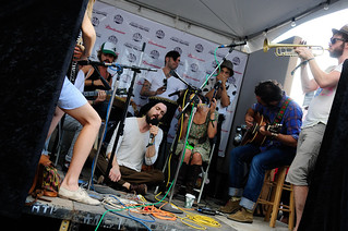 Edward Sharpe and the Magnetic Zeros | by ACL Festival