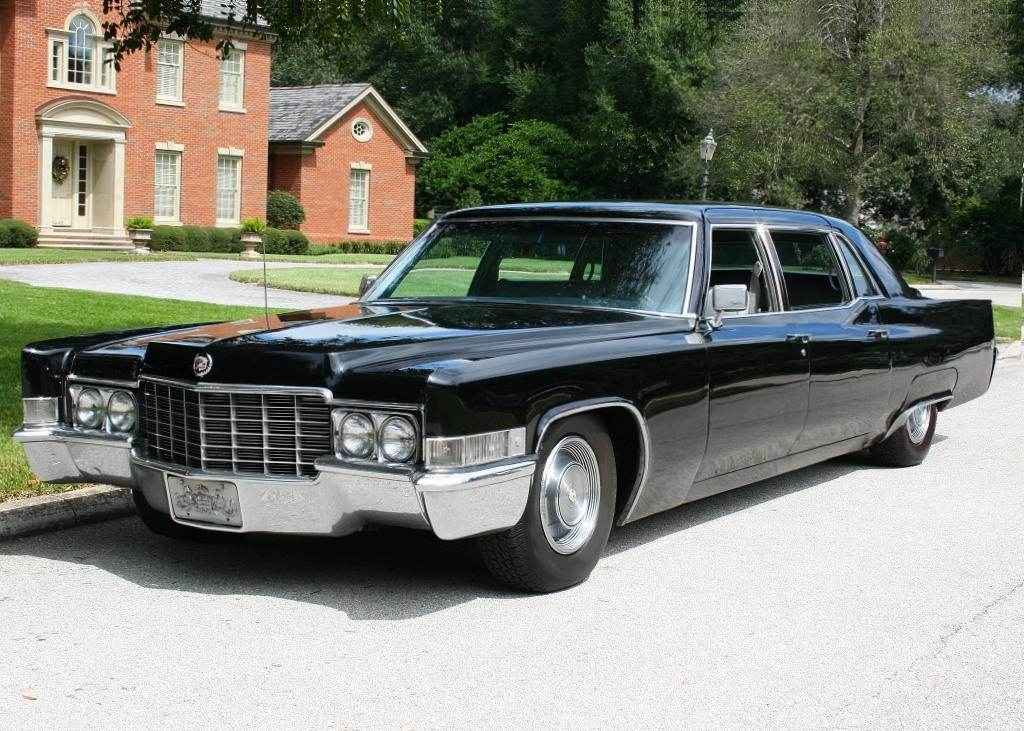1969 Cadillac Fleetwood 75 | 1970 Lincoln Continental | Flickr
