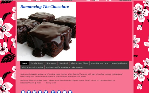 Romancing The Chocolate | by Blogging Women