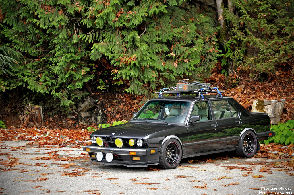 Ian S Bmw E28 535is Dylan King Flickr