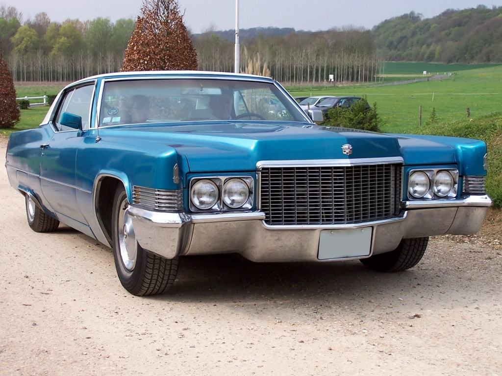 1970 cadillac coupe deville 1970 lincoln continental flickr. Black Bedroom Furniture Sets. Home Design Ideas