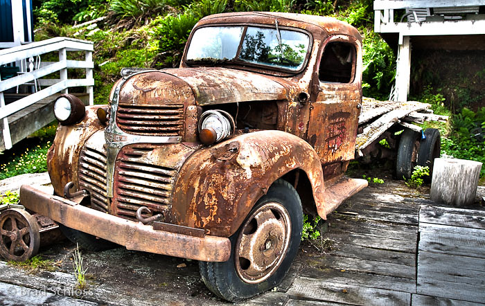 Rusted Old S Cars