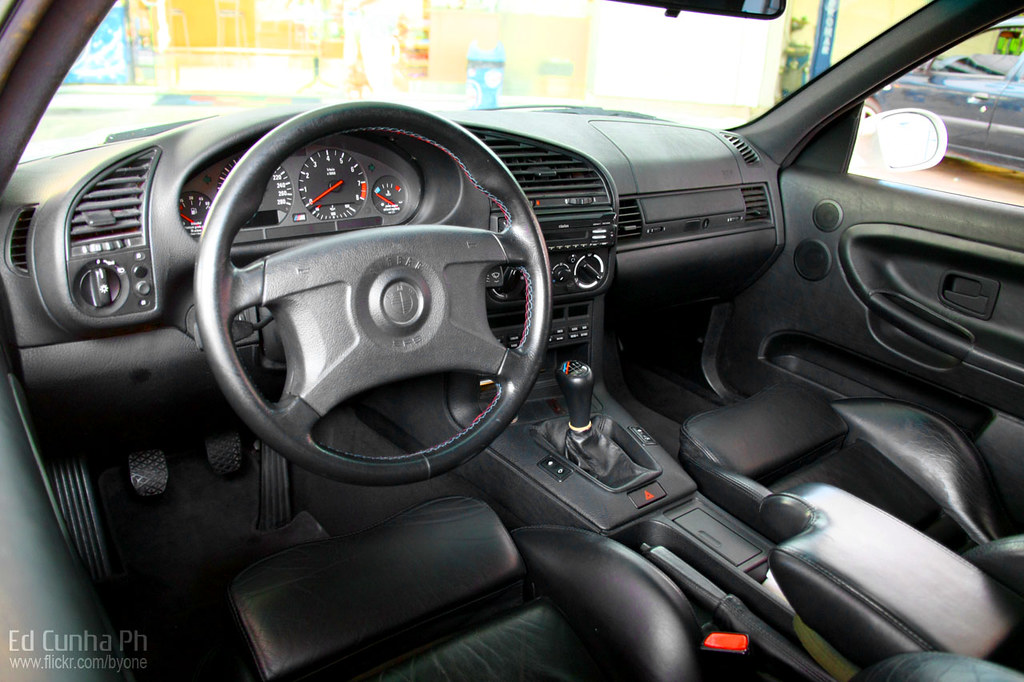 Bmw M3 E36 Coupe Interior Facebook Page Www Facebook Com Flickr