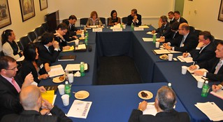 Roundtable discussion on situation of Roma in OSCE region | by U.S. Helsinki Commission