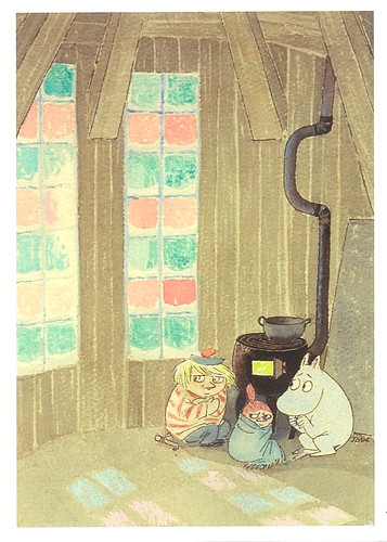 From Tove Jansson's book Moominland Midwinter - 2 available | by marja2006-offers