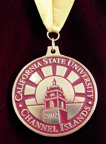 University Medallion | by California State University Channel Islands