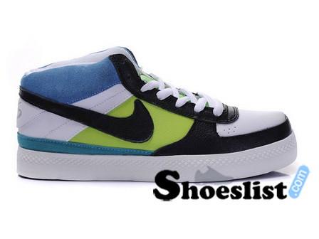 Nike 60 Mavrk Mid 2 Blue Black Green
