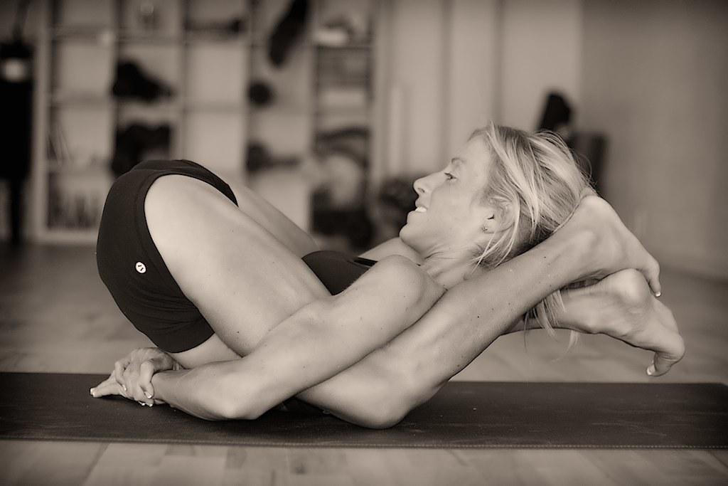 Yoganidrasana | portraityogi | Flickr