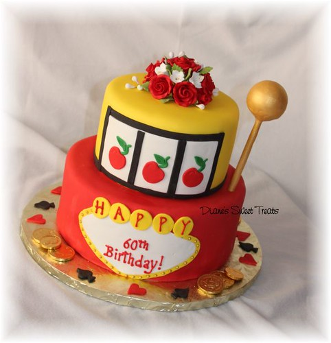 I Love This Cake! Love The Vibrant