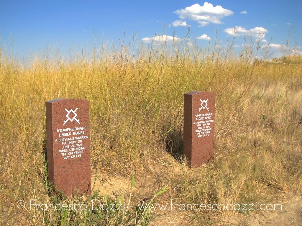 Little Bighorn Battlefield National Monument Indians Com
