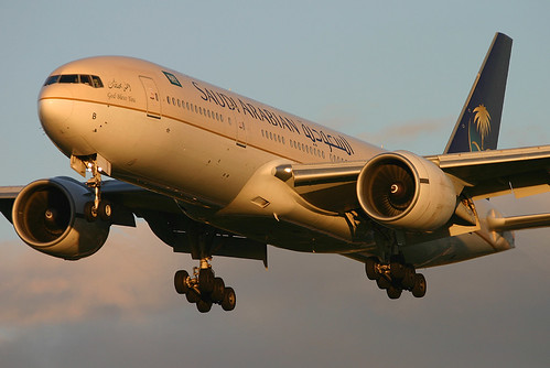 Saudi Arabian Airlines - HZ-AKB | by Andrew_Simpson