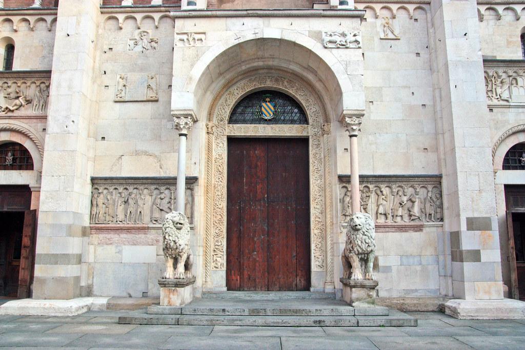Duomo di Modena | Porta principale. | Città Di Modena | Flickr