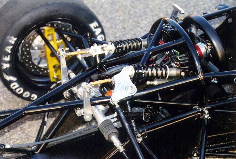 Race Car Suspension Design