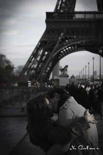 Eiffel lovers | by N.Calzas