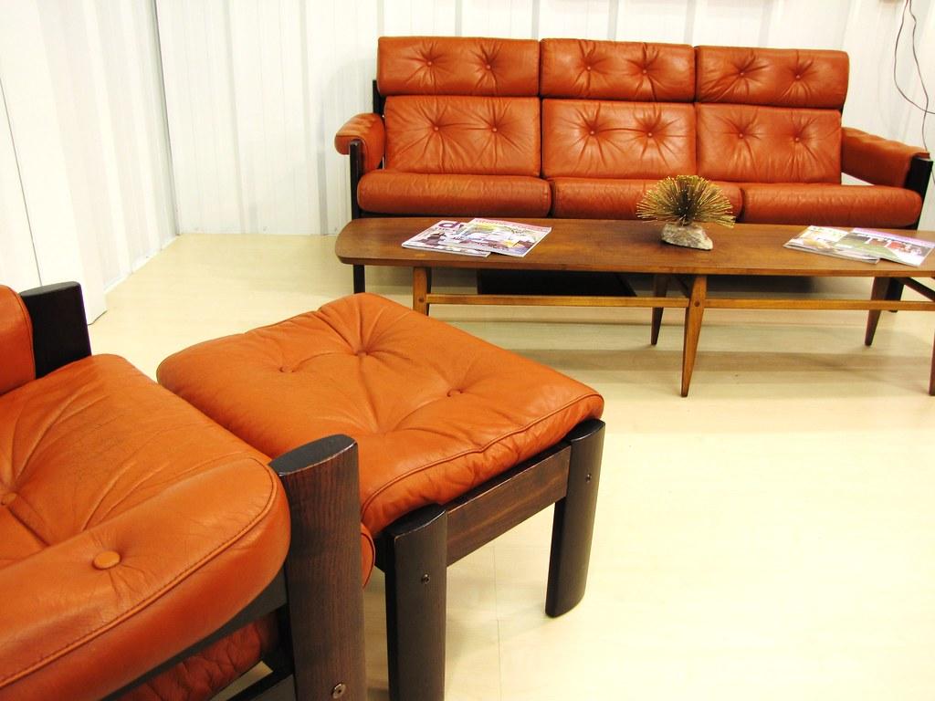 ... Vintage Ekornes Sofa Set | By Rinehart Retro