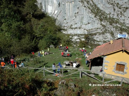 Numero De Ruta Banca Oriental:Ruta del Alba Parque de Redes